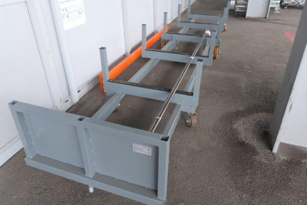 Long Material Trolley